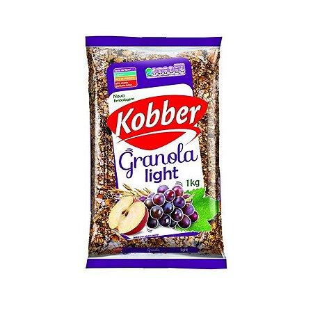 Granola Light (60% Menos Gorduras) Kobber 1kg