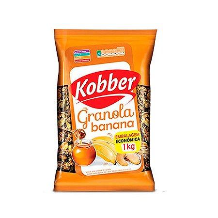 Granola Banana E Mel Zero Lactose Kobber 1kg