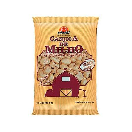 Pipoca de Canjica de Milho com Açúcar de Coco Okoshi 50g