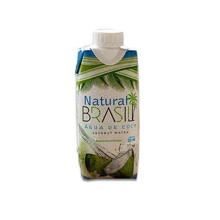 Água de Coco Natural Brasil 330ml