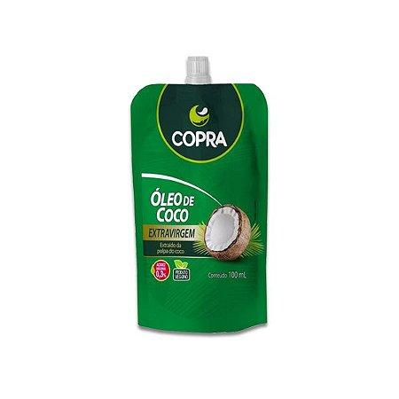 Óleo de Coco Extravirgem Copra Pouch 100ml