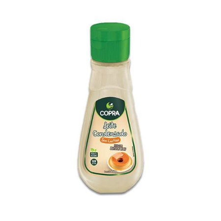 Leite Condensado Zero Lactose Vegano Copra 250g