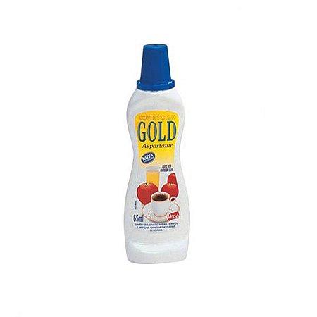 Adoçante Dietético Gold Aspartame 65ml