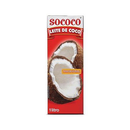 LEITE DE COCO SOCOCO 1l