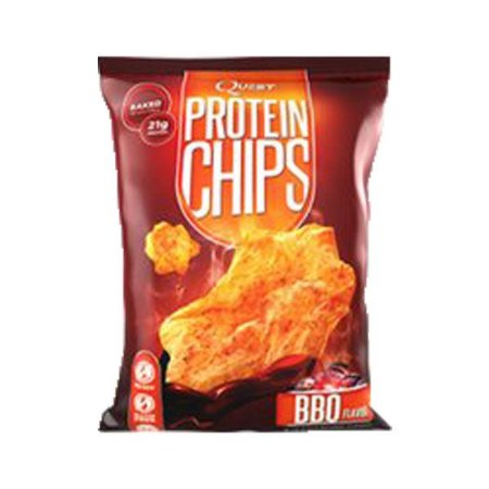 SNACK PROTEIN CHIPS BBQ FLAVOR CHURRASCO 21G