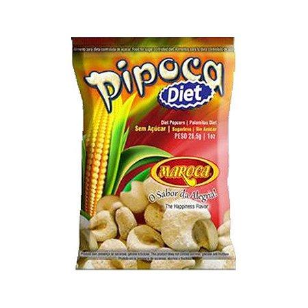 Pipoca de Canjica de Milho Diet Maroca 28,5g