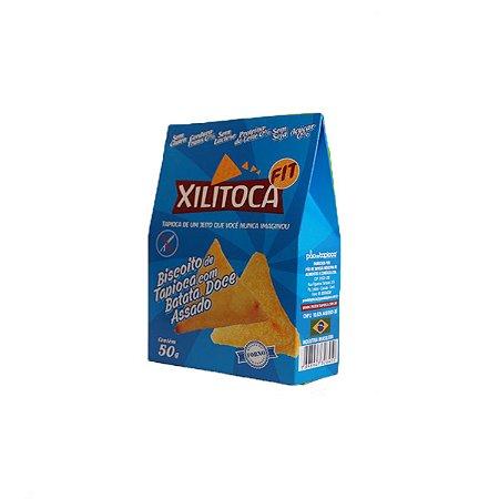 Xilitoca Biscoito Crocante Tapioca 50g