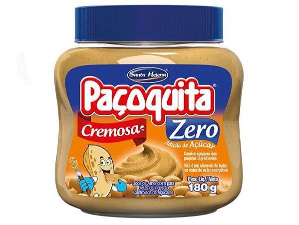 Paçoquita Cremosa Zero 180g