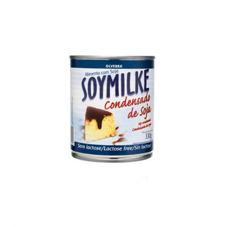 Leite Condensado Sem Lactose Soymilke 330g
