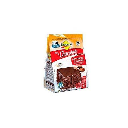 Mistura Para Bolo Chocolate Lowçúcar 300g