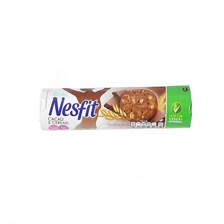 Biscoito Nestle Nesfit 200g Cacau E Cereais