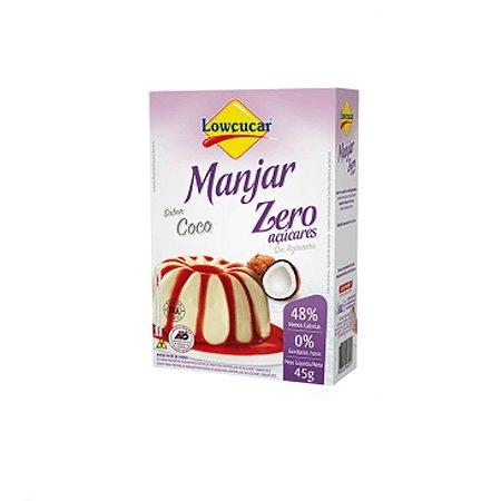 Manjar Zero Acucares Lowcucar 45g