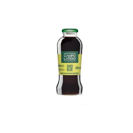 SUCO DE UVA INTEGRAL CAMPO LARGO 300ml