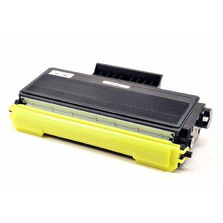 Toner Brother cartucho compatível TN580 | TN 580 | Preto - Black 8k