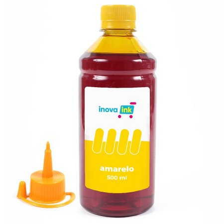 Tinta para Epson Universal Yellow 500ml Inova Ink