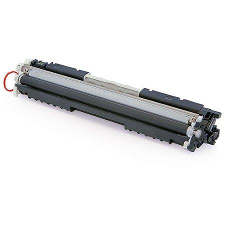 Toner Compatível HP CE310A 310A 126A Preto | CP1020 CP1020WN CP1025 M175 M175A | Importado 1.2k