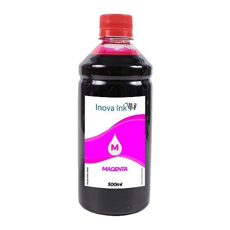 Tinta para cartucho F6V29AB | HP 2136| HP 3636 Magenta 500ml Inova Ink