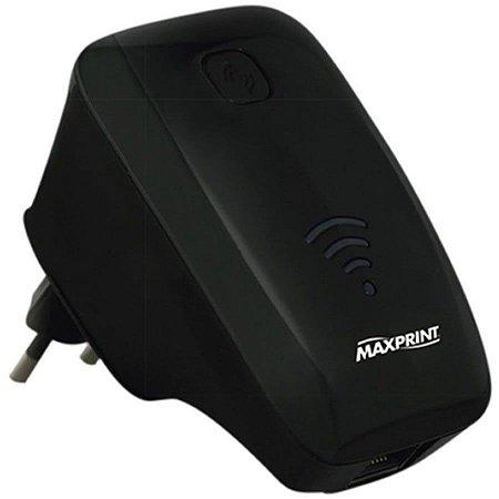 Repetidor de sinal Wifi MaxLink 300p MaxPrint