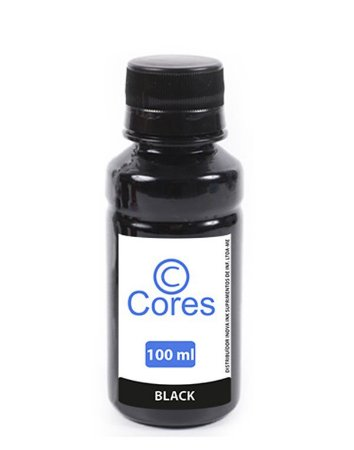 Tinta para Cartucho Epson XP231|XP431|XP 241 Black 100ml Cores