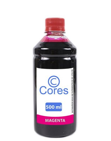 Tinta para Cartucho Epson XP231|XP431|XP241 Magenta 500ml Cores