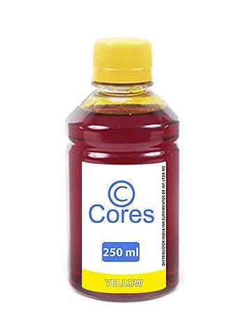 Tinta para Cartucho Epson XP231|XP431|XP241 Yellow 250ml Cores
