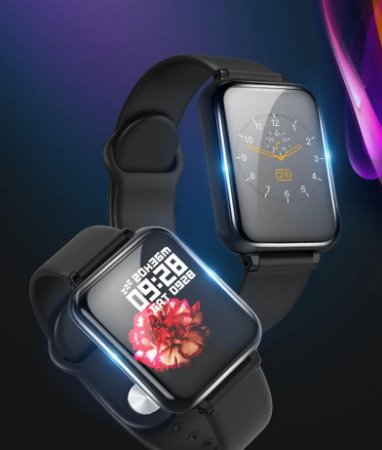 Smartwatch B57 Relógio Inteligente Fitness Smart Hero Band