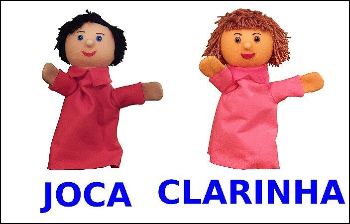 Kit JOCA e CLARINHA
