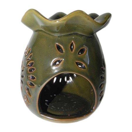Rechô em cerâmica kiwi