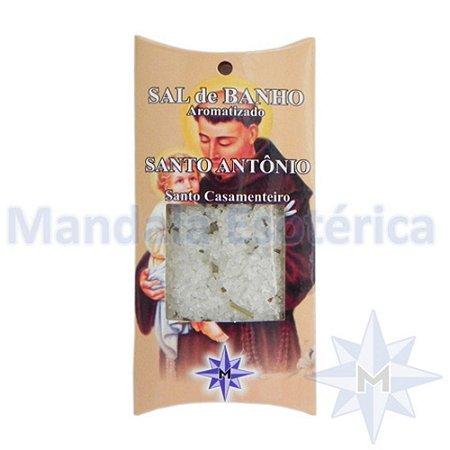 Sal de Banho aromatizado - Santo Antônio - 100g