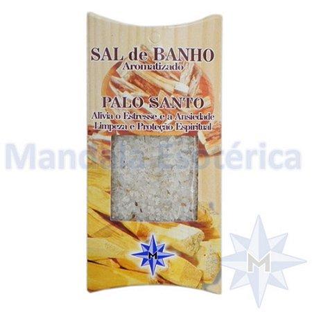 Sal de banho aromatizado - Palo Santo