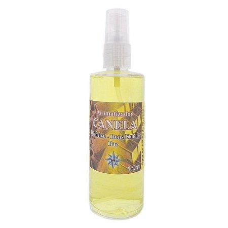 Aromatizador De Ambiente Em Spray - Canela