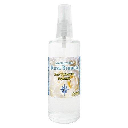 Aromatizador De Ambiente Em Spray - Perfume De Rosa Branca