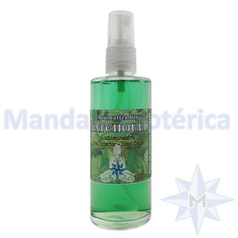 Aromatizador Em Spray Aroma De Patchouli