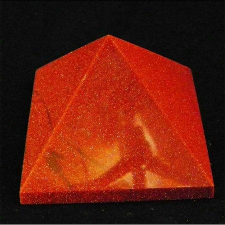 Pirâmide Pedra Do Sol Polida Qualidade Extra