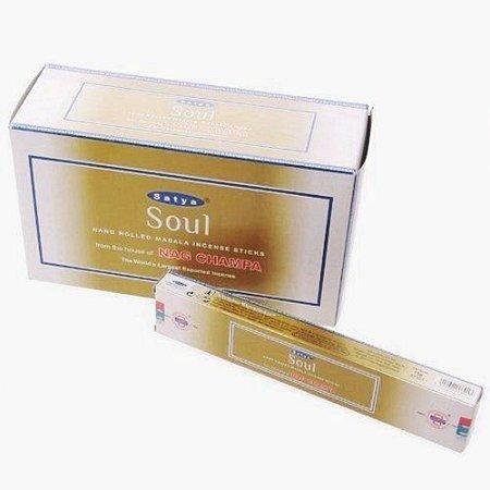 Incensos de Masala Satya Soul
