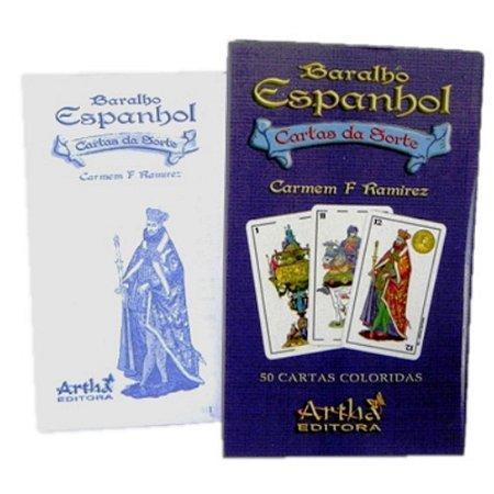 Baralho - Espanhol Cartas Da Sorte