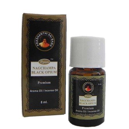 Essência Indiana No Aroma Opium Black