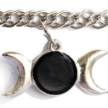 Circlet Triluna Preto