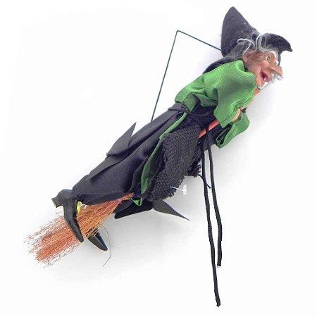 Bruxa voadora verde