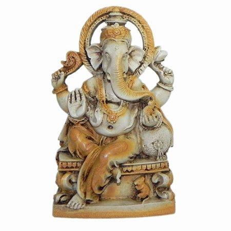 Ganesha Metade Aro