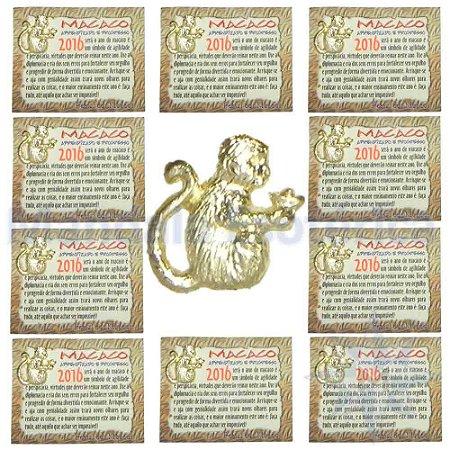 Amuleto Macaco