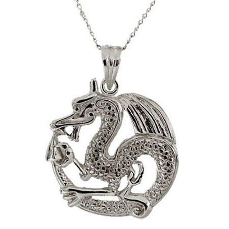 Gargantilha dragão