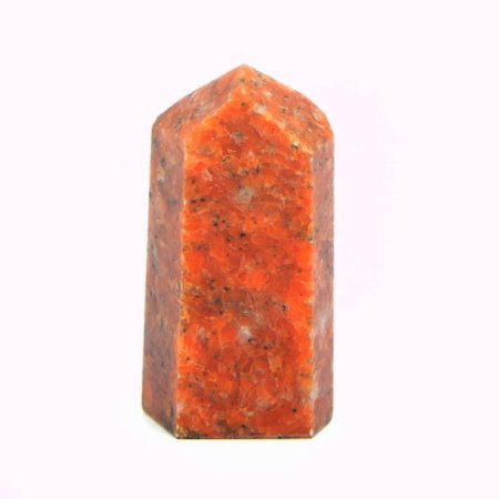 Ponta de Quartzo laranja