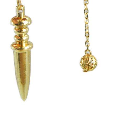 Pêndulo Agulha Ouro