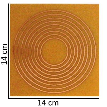 Gráfico Nove Círculos