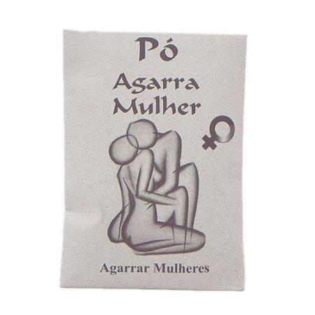 Sachê - Pó Agarra Mulher