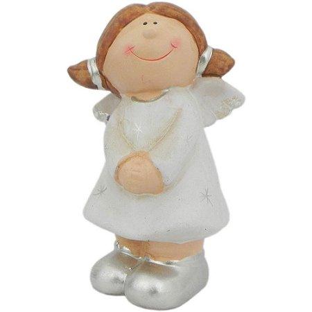 Anjo de Natal Branco
