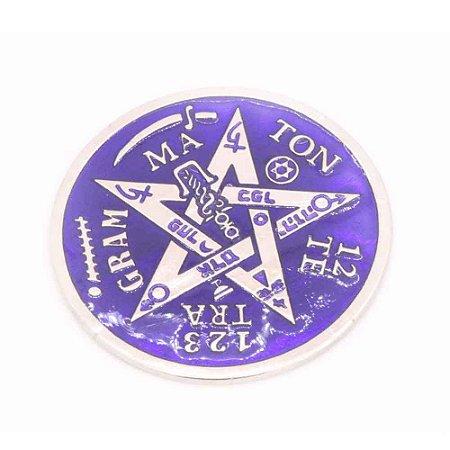 Tetragrama Níquel -  Pantáculo