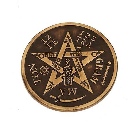 Tetragrama Ouro Velho - Pantáculo