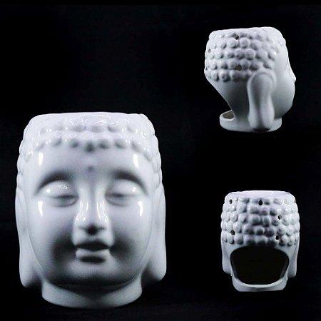 Rechô de Cerâmica Queimador Cabeça de Buda